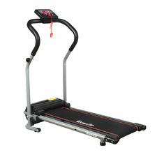 Black Fitness Buddy 6 Speed Electric Treadmill
