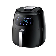 Black Devanti 9L Air Fryer