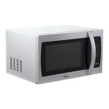 Silver Midea 34L Solo Microwave Oven