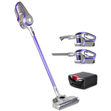 120W Purple & Grey Devanti Vacuum Cleaner