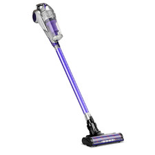 Grey & Purple Devanti Alex Handstick Vacuum Cleaner