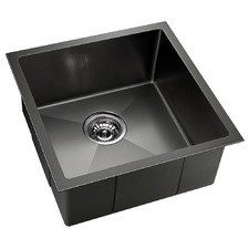51 x 45cm Cefito Nano Stainless Steel Kitchen Sink