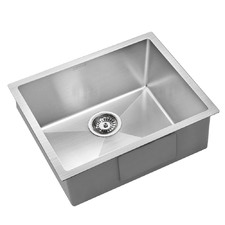 54 x 44cm Cefito Nano Stainless Steel Kitchen Sink