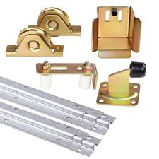 Gold Lock Master Sliding Gate Hardware Kit