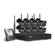 Karl III 8 Channel Ul Tech CCTV Security System