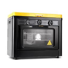 3 Burner Portable Oven