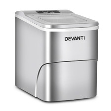 Silver Devanti Ice Cube Maker