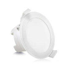 White Shelley Recessed LED Downlights (Set of 10)