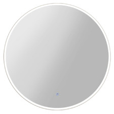 Embellir Round LED Wall Mirror