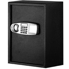 50L Long Black Digital Safe