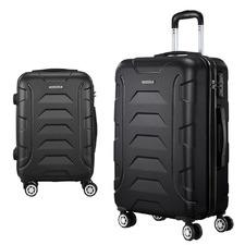 2 Piece Hard Shell Luggage Set