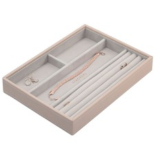 Classic Ring & Bracelets Jewellery Box Layer