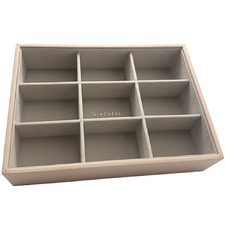 Classic 9 Section Jewellery Box Layer