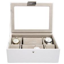 White Ladies Watch Box