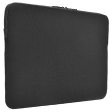 Black Newcastle Cotton Rich Laptop Sleeve