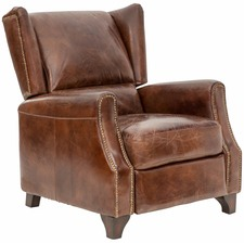 Augustus Leather Recliner Chair