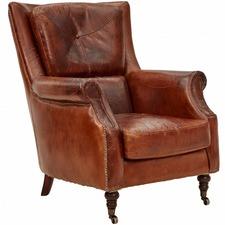 Archie Leather Armchair
