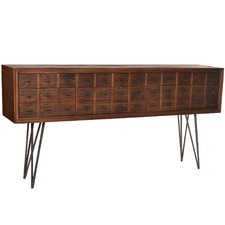 Edith Pharmacy Drawer Sideboard
