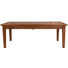 Freya Fruitwood Extendable Dining Table