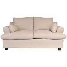 Charlotte Upholstered 2 Seater Sofa
