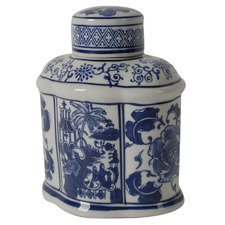 Beaumont Ceramic Decorative Jar