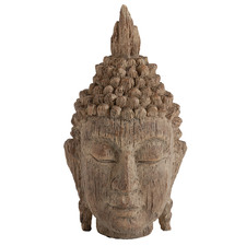 Natural Buddha Head Statue