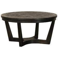 Dark Timber Eaton Reclaimed Wood Coffee Table