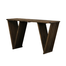 Morroco Reclaimed Wood Console Table