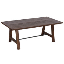 Natural Westham Mango Wood Dining Table