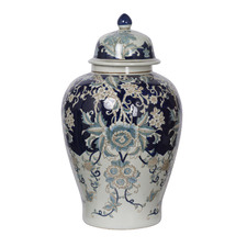 59cm Denisha Porcelain Ginger Jar