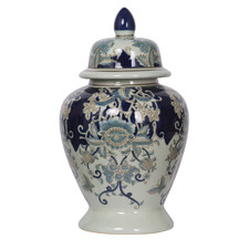 42cm Denisha Porcelain Ginger Jar