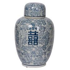 32cm Maeve Porcelain Jar