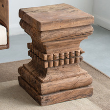 Pillar Eurus Wooden Side Table