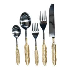 5 Piece Harbury Cutlery Set