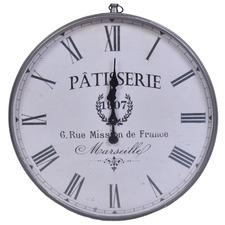 61cm Tulisa Wall Clock