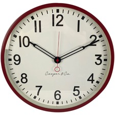 40cm Nova Sleek Wall Clock
