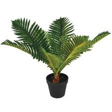 45cm Faux Fern Plant