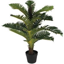 75cm Faux Fern Plant