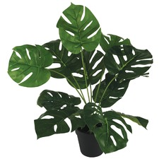 45cm Faux Monstera Plant