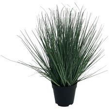 56cm Faux Spring Pond Grass Plant