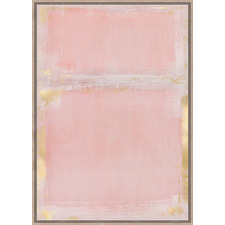 Pink Dream Framed Canvas Wall Art