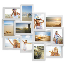 White Pacific Photo Frame Collage
