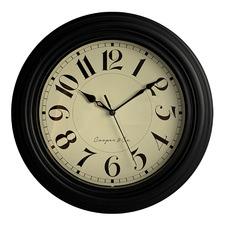30cm Antique Style Cordelia Wall Clock