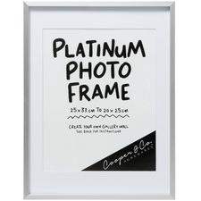 Platinum 26 x 34 Metal Photo Frame (Set of 6)