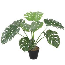 60cm Potted Faux Monstera Plant