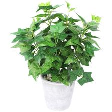 39cm Potted Faux Ivy  Plant