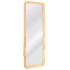 Natural Full Length Floor Mirror
