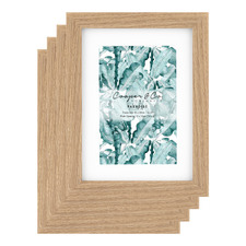 Matte Langswell Photo Frames (Set of 4)