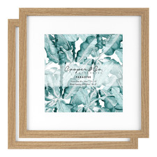 Matte Fairsons Photo Frames (Set of 2)