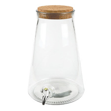 Island Quench 6.5L Glass Dispenser